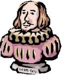 poet shakespeare bust